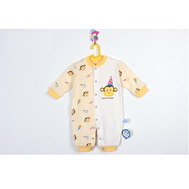 Bộ body cotton cho bé TET17