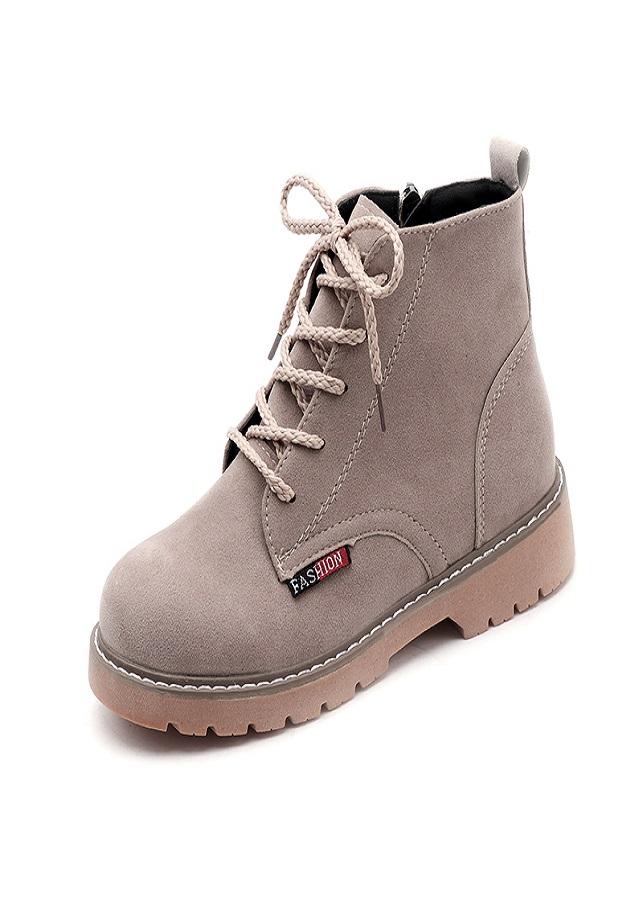 Giày boot nữ cổ thấp phong cách  - XS0462 - 1325599 , 4223211482281 , 62_8005520 , 320000 , Giay-boot-nu-co-thap-phong-cach-XS0462-62_8005520 , tiki.vn , Giày boot nữ cổ thấp phong cách  - XS0462