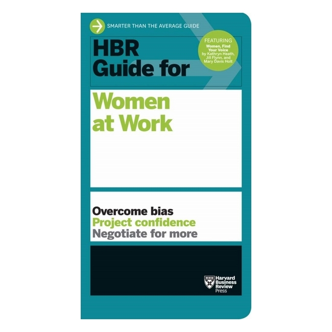 Harvard Business Review:Guide For Women At Work - 781301 , 8076140833220 , 62_11625760 , 557000 , Harvard-Business-ReviewGuide-For-Women-At-Work-62_11625760 , tiki.vn , Harvard Business Review:Guide For Women At Work