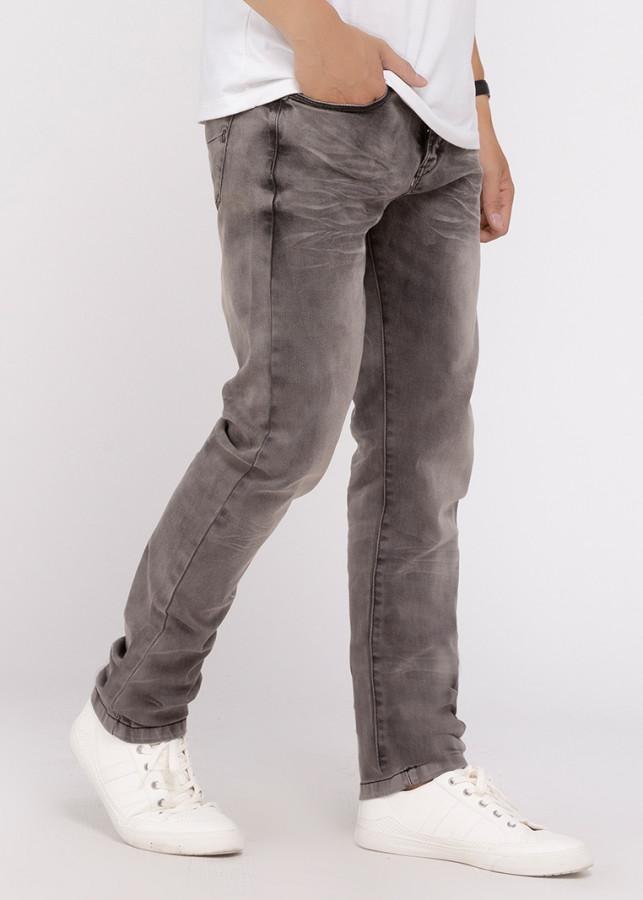 Quần Jeans Nam Skinny - A91 JEANS 313 (Xám) - 1030981 , 9901196375884 , 62_6128947 , 469000 , Quan-Jeans-Nam-Skinny-A91-JEANS-313-Xam-62_6128947 , tiki.vn , Quần Jeans Nam Skinny - A91 JEANS 313 (Xám)
