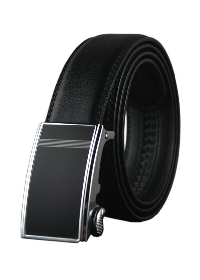Thắt Lưng Nam AT Leather P109 - Đen
