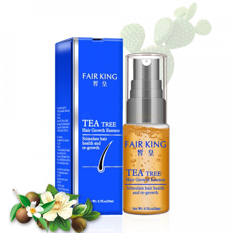 20ml Tea Tree Extract Hair Growth Essence Hair Moisturize Re-growth