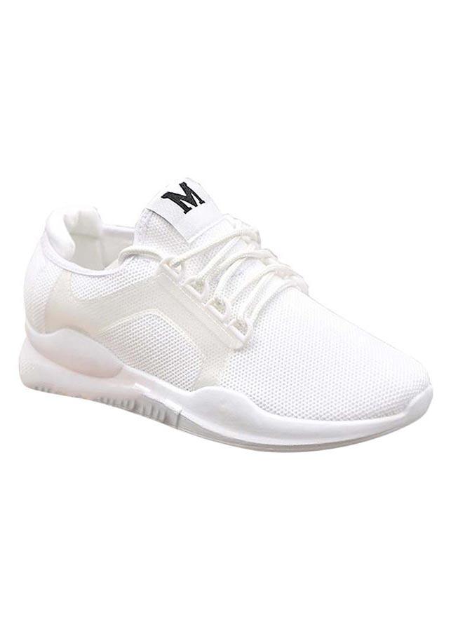 Giày Thể Thao Nữ Hàn Quốc Passo GTK047 - Trắng