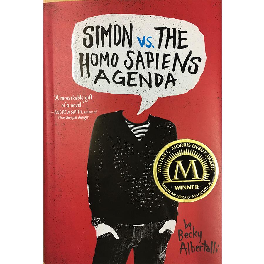 Simon vs. The Homo Sapiens Agenda - 1171065 , 1136378347443 , 62_4723267 , 414000 , Simon-vs.-The-Homo-Sapiens-Agenda-62_4723267 , tiki.vn , Simon vs. The Homo Sapiens Agenda