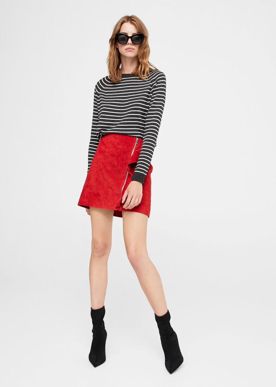 Áo Len Nữ Sweater Luccara Mango 13045019 - Mã Màu 94
