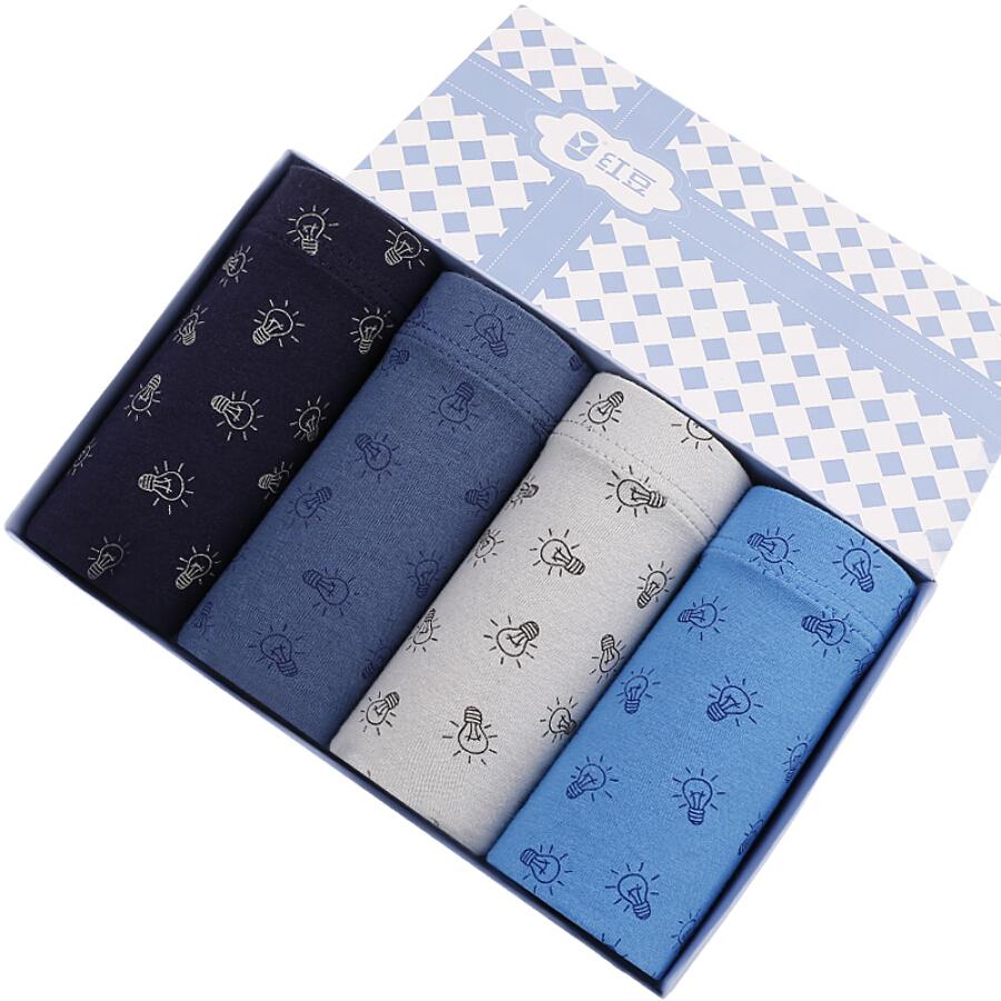 Quần Lót Nam Vải Cotton Hongdou