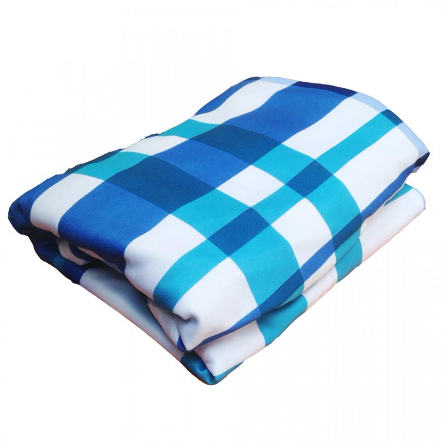 Áo Bọc Nệm 2 Hai Mặt Bảo Vệ Nệm (1m8 x 2m x 5cm) - Giao Màu Ngẫu Nhiên