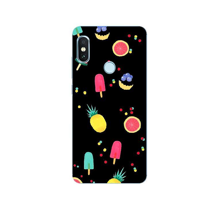 Ốp Lưng Dẻo Cho Điện thoại Xiaomi Redmi Note 5 - Summer 02