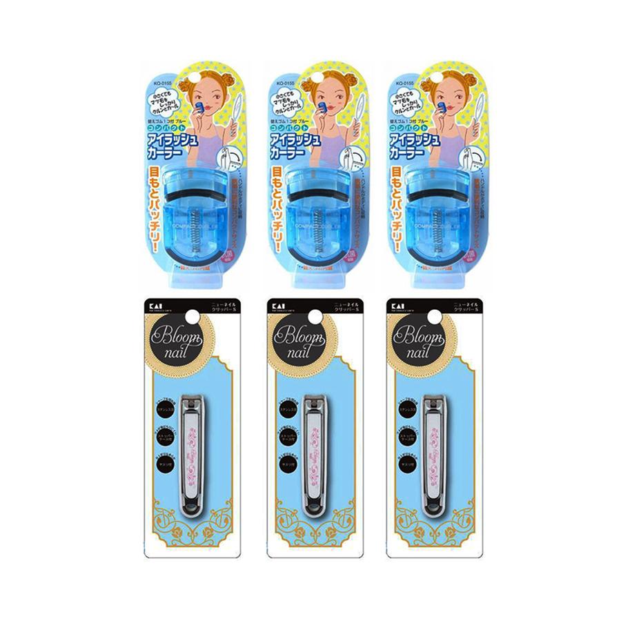 Combo Dụng cụ uốn mi cong thân nhựa KAI + Bấm móng tay thân nhựa hoa văn KAI- Nội địa Nhật Bản - 18374723 , 9941191162799 , 62_11204242 , 1020000 , Combo-Dung-cu-uon-mi-cong-than-nhua-KAI-Bam-mong-tay-than-nhua-hoa-van-KAI-Noi-dia-Nhat-Ban-62_11204242 , tiki.vn , Combo Dụng cụ uốn mi cong thân nhựa KAI + Bấm móng tay thân nhựa hoa văn KAI- Nội đ