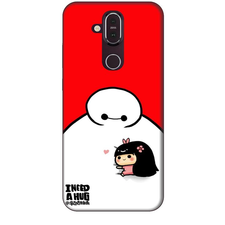 Ốp lưng dành cho điện thoại NOKIA 8.1 Big Hero Baby - 1469156 , 4401812635064 , 62_14543829 , 150000 , Op-lung-danh-cho-dien-thoai-NOKIA-8.1-Big-Hero-Baby-62_14543829 , tiki.vn , Ốp lưng dành cho điện thoại NOKIA 8.1 Big Hero Baby