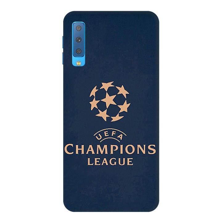 Ốp Lưng Dành Cho Điện Thoại Samsung Galaxy A7 2018 Champoins League