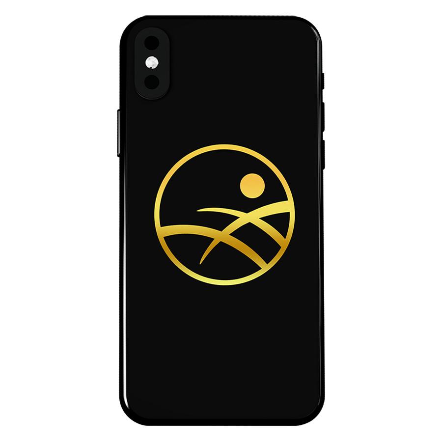 Ốp Lưng Silicon Dành Cho Điện Thoại Touken Ranbu 06 - iPhone X