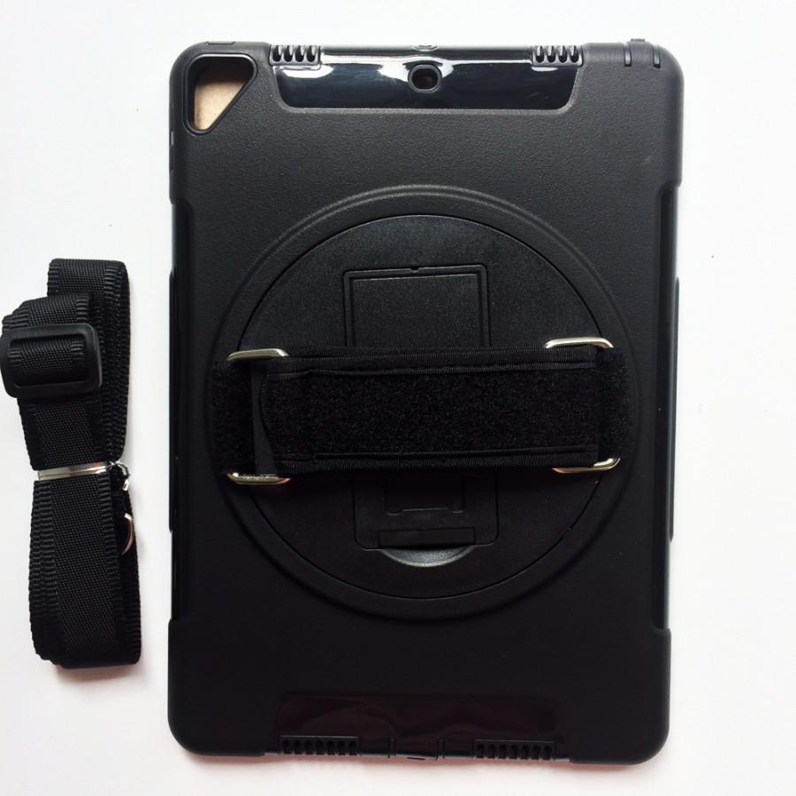 Ốp chống sốc xoay 360 kèm dây đeo vai cho iPad Pro 10.5 - 1066595 , 1419209912899 , 62_6584271 , 544000 , Op-chong-soc-xoay-360-kem-day-deo-vai-cho-iPad-Pro-10.5-62_6584271 , tiki.vn , Ốp chống sốc xoay 360 kèm dây đeo vai cho iPad Pro 10.5