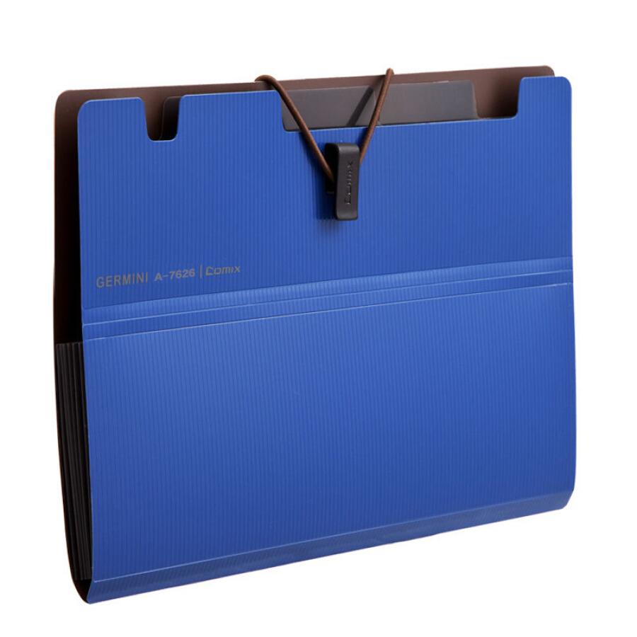 Comix A7626 A5 / 6 bag organ bag / package Germini series