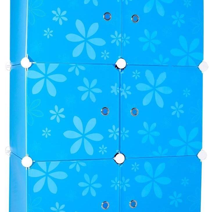 Tủ nhựa lắp ghép 6 ngăn đa năng (Giao màu ngẫu nhiên) BH57 - 816055 , 5477523682191 , 62_15228944 , 600000 , Tu-nhua-lap-ghep-6-ngan-da-nang-Giao-mau-ngau-nhien-BH57-62_15228944 , tiki.vn , Tủ nhựa lắp ghép 6 ngăn đa năng (Giao màu ngẫu nhiên) BH57
