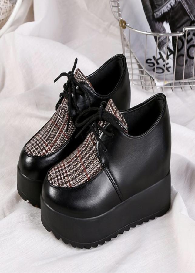 Giày bánh mì độn đế BM080DO
