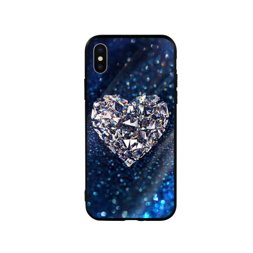 Ốp Lưng Kính Cường Lực cho điện thoại Iphone X / Xs - Heart 11 - 1637249 , 8791185024630 , 62_14807684 , 250000 , Op-Lung-Kinh-Cuong-Luc-cho-dien-thoai-Iphone-X--Xs-Heart-11-62_14807684 , tiki.vn , Ốp Lưng Kính Cường Lực cho điện thoại Iphone X / Xs - Heart 11