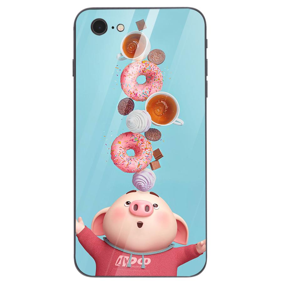Ốp kính cường lực dành cho điện thoại iPhone 7/8 - heo hồng - hh211 - 1739290 , 5027811885584 , 62_13626652 , 204000 , Op-kinh-cuong-luc-danh-cho-dien-thoai-iPhone-7-8-heo-hong-hh211-62_13626652 , tiki.vn , Ốp kính cường lực dành cho điện thoại iPhone 7/8 - heo hồng - hh211