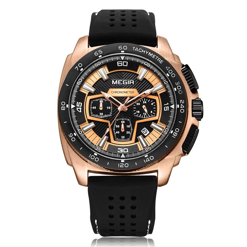 MEGIR Fashion Sport Silicone Men Watches 3ATM Water-resistant Quartz Luminous Man Wristwatch Relogio Musculino - Rose Gold - 1842791 , 9542223911912 , 62_13893252 , 863000 , MEGIR-Fashion-Sport-Silicone-Men-Watches-3ATM-Water-resistant-Quartz-Luminous-Man-Wristwatch-Relogio-Musculino-Rose-Gold-62_13893252 , tiki.vn , MEGIR Fashion Sport Silicone Men Watches 3ATM Water-resi