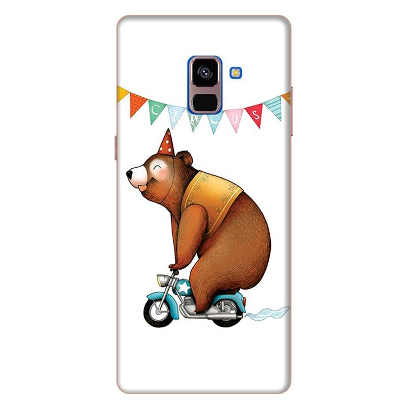 Ốp Lưng Cho Samsung Galaxy A8 Plus 2018 - Mẫu 36