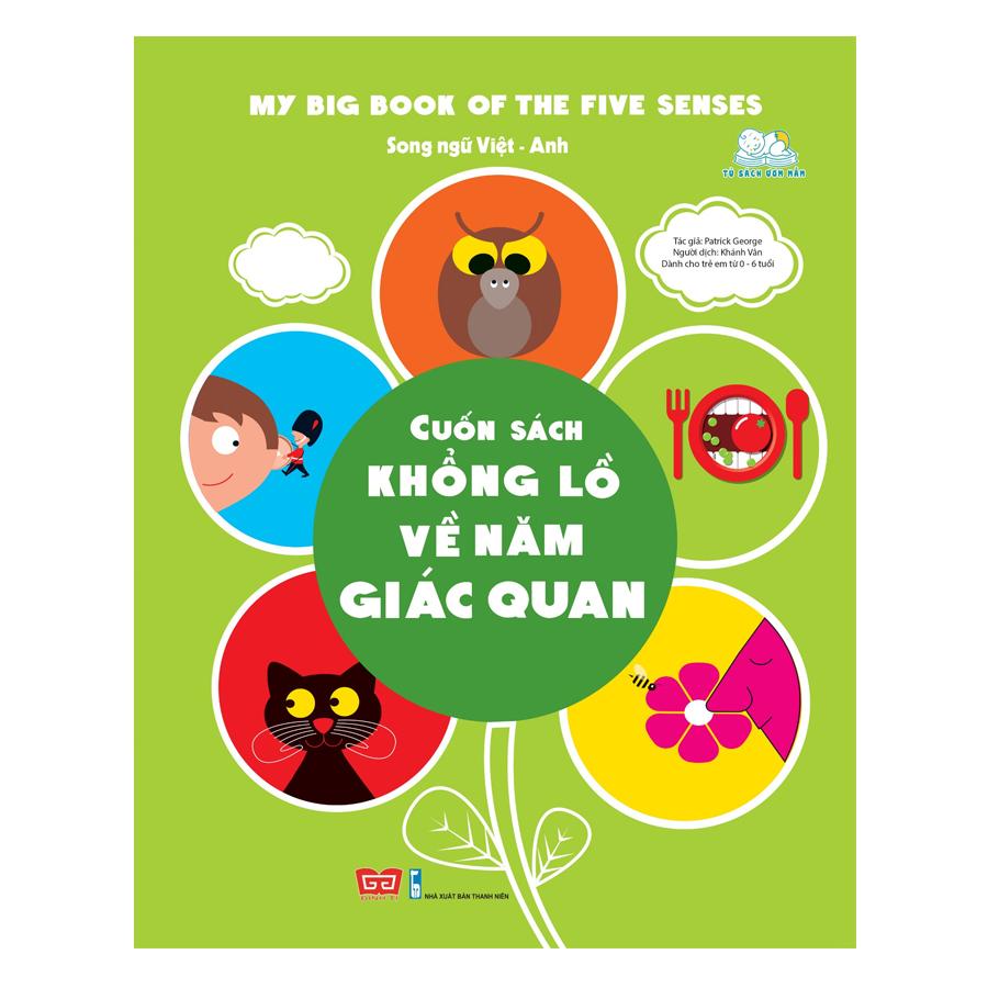 Sách Tương Tác - My Big Book Of The Five Senses - Cuốn Sách Khổng Lồ Về Năm Giác Quan - 1280215 , 7049865987814 , 62_12107518 , 120000 , Sach-Tuong-Tac-My-Big-Book-Of-The-Five-Senses-Cuon-Sach-Khong-Lo-Ve-Nam-Giac-Quan-62_12107518 , tiki.vn , Sách Tương Tác - My Big Book Of The Five Senses - Cuốn Sách Khổng Lồ Về Năm Giác Quan
