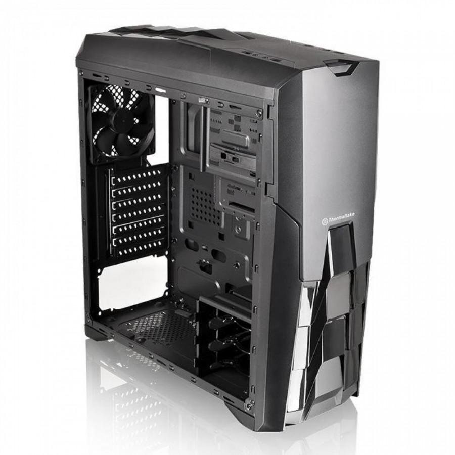 Vỏ case máy tính Thermaltake Versa N25 Window Mid-Tower Chassis - Hàng chính hãng
