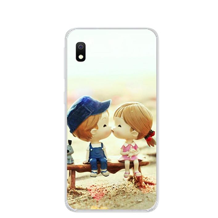 Ốp lưng dẻo cho điện thoại Samsung Galaxy A10 - 0248 KISSLOVE03 - Hàng Chính Hãng