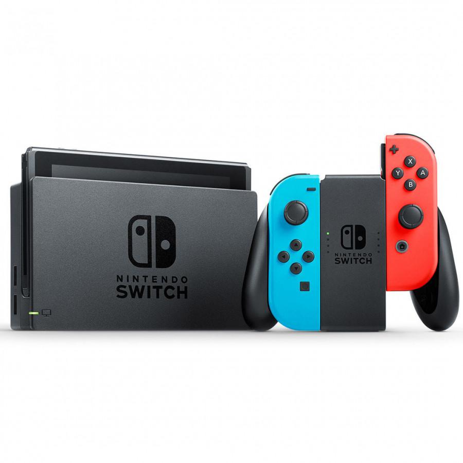 Máy Chơi Game - Nintendo Switch Xanh / Đỏ