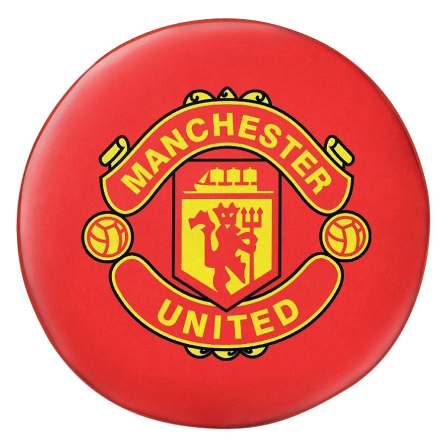 Gối Ôm Tròn Manchester United GOST008
