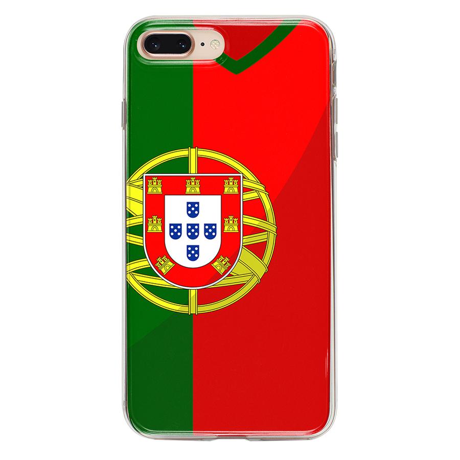 Ốp Lưng Mika Cho iPhone 7 Plus / 8 Plus PORTUGAL-C-IP7P