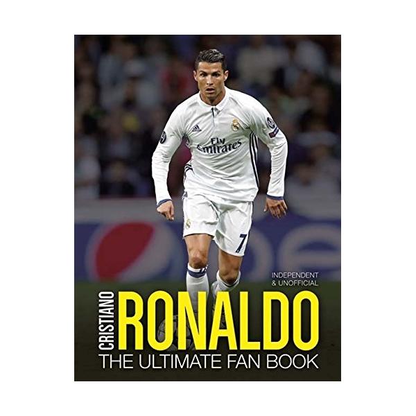 Cristiano Ronaldo: The Ultimate Fan Book - 1657427 , 8732127941974 , 62_11476925 , 281000 , Cristiano-Ronaldo-The-Ultimate-Fan-Book-62_11476925 , tiki.vn , Cristiano Ronaldo: The Ultimate Fan Book