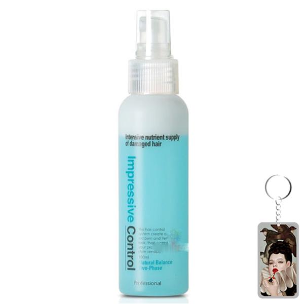 Xịt dưỡng tóc hương bưởi Mugens Treatment Two Phase Hàn Quốc 250ml + Móc khóa