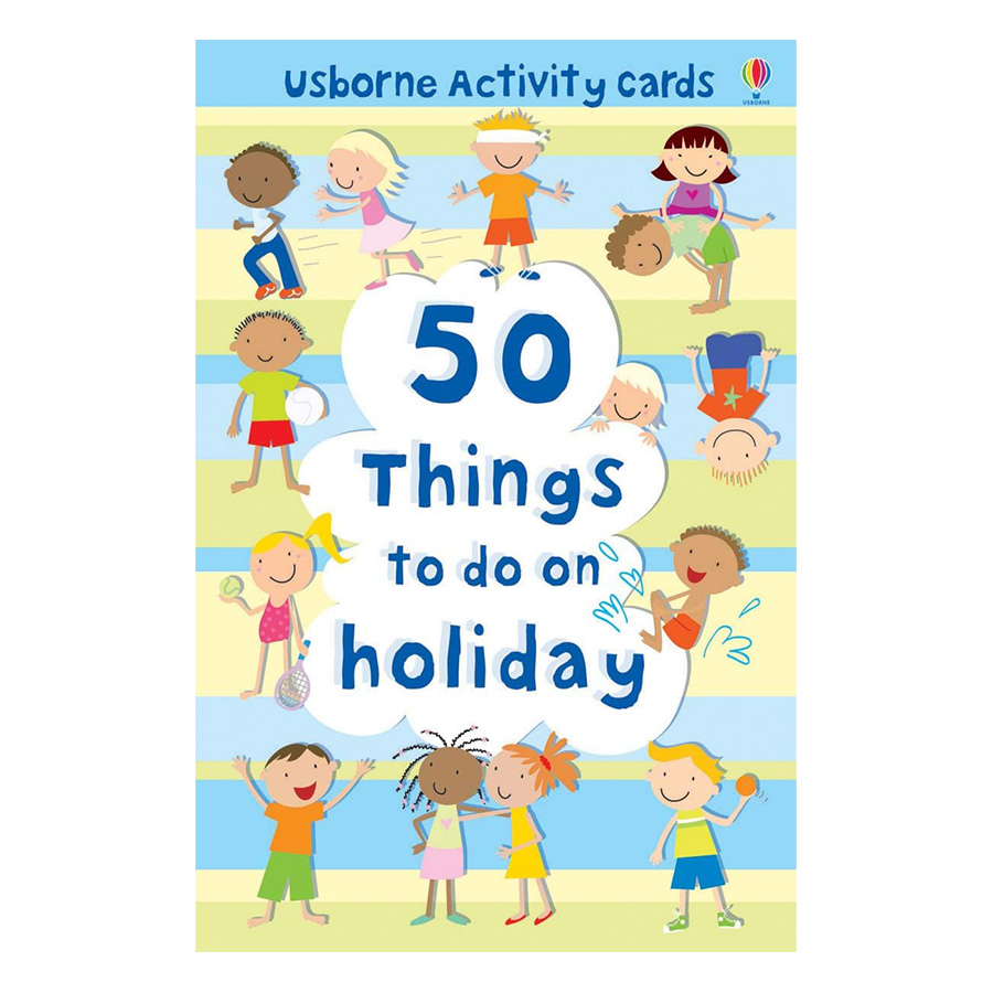 Usborne 50 things to do on holiday
