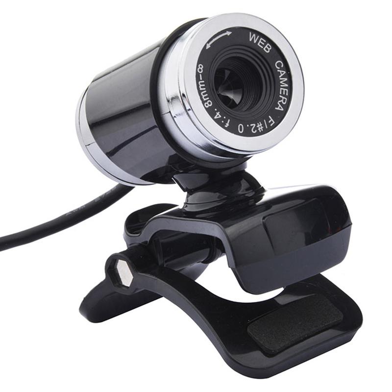 Webcam Máy Tính 480P HD Kèm Mic Cho Máy Tính Để Bàn/Laptop A860