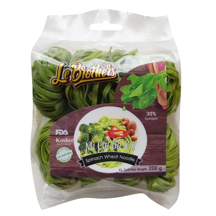Mì Cải Bó Xôi Duy Anh Foods - 1188116 , 3995572996547 , 62_5203157 , 21000 , Mi-Cai-Bo-Xoi-Duy-Anh-Foods-62_5203157 , tiki.vn , Mì Cải Bó Xôi Duy Anh Foods