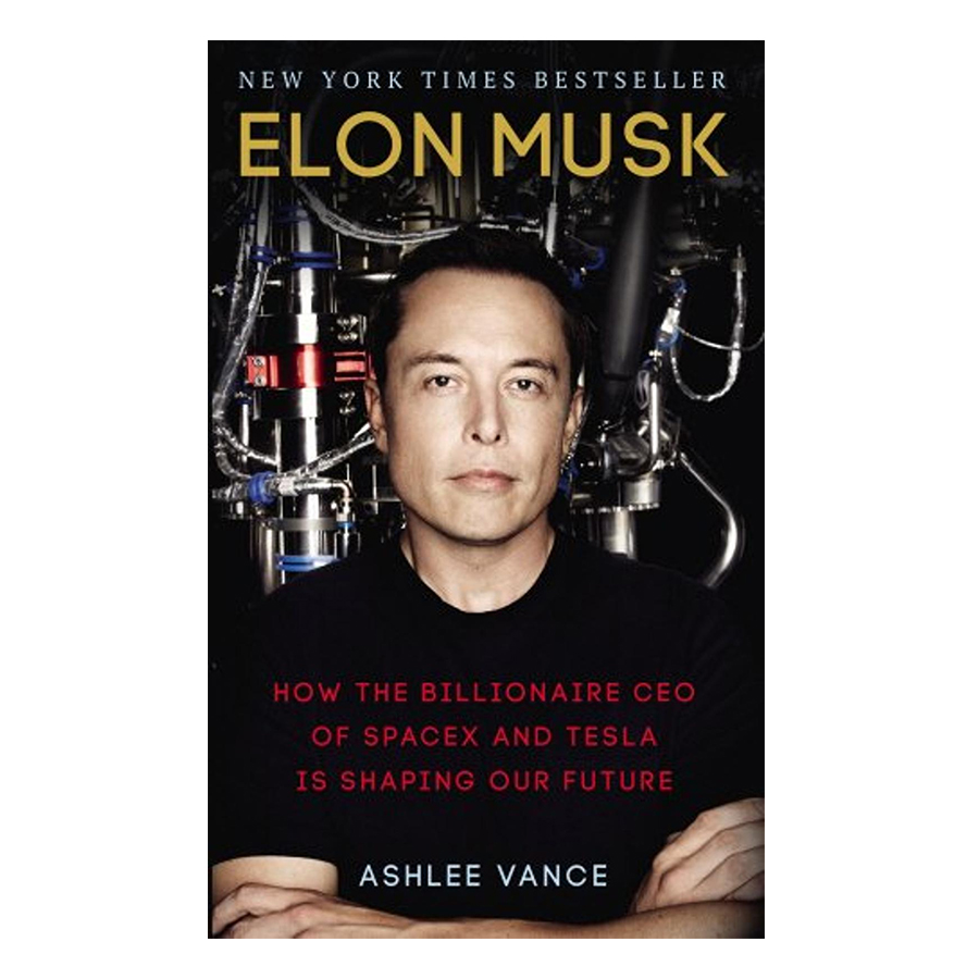 Elon Musk: How The Billionaire CEO Of Spacex And Tesla Is Shaping Our Future - 894819 , 1766256534704 , 62_2090377 , 198000 , Elon-Musk-How-The-Billionaire-CEO-Of-Spacex-And-Tesla-Is-Shaping-Our-Future-62_2090377 , tiki.vn , Elon Musk: How The Billionaire CEO Of Spacex And Tesla Is Shaping Our Future