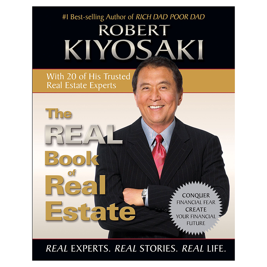 The Real Book Of Real Estate - 1874806 , 8665183751884 , 62_14273760 , 469000 , The-Real-Book-Of-Real-Estate-62_14273760 , tiki.vn , The Real Book Of Real Estate