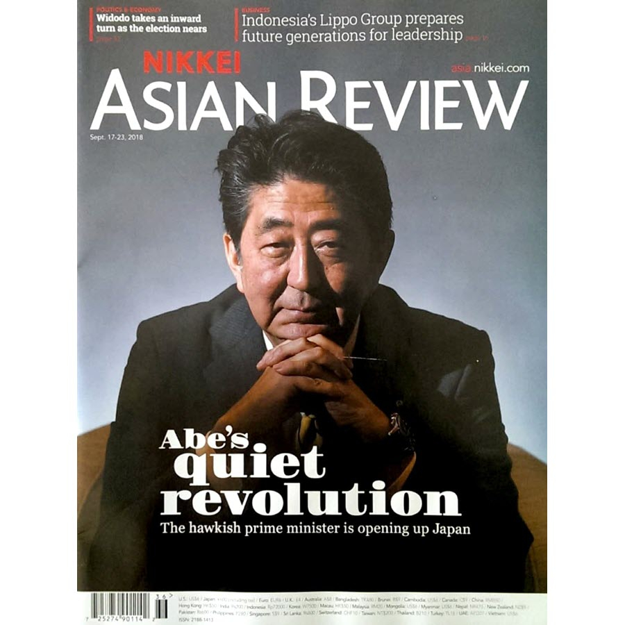 Nikkei Asian Review: Abe