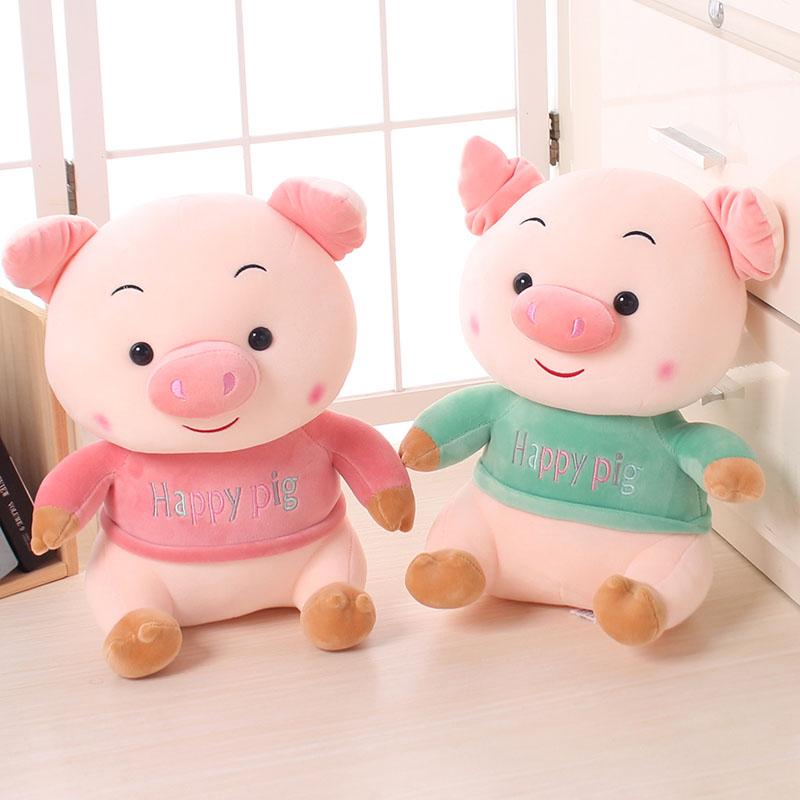 Heo bông Happy Pig - 2369292 , 4865232585338 , 62_15513438 , 286000 , Heo-bong-Happy-Pig-62_15513438 , tiki.vn , Heo bông Happy Pig
