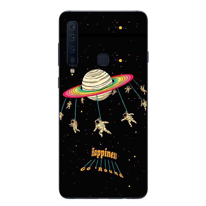 Ốp lưng Dẻo Cho Samsung Galaxy A9 2018 - Space 01