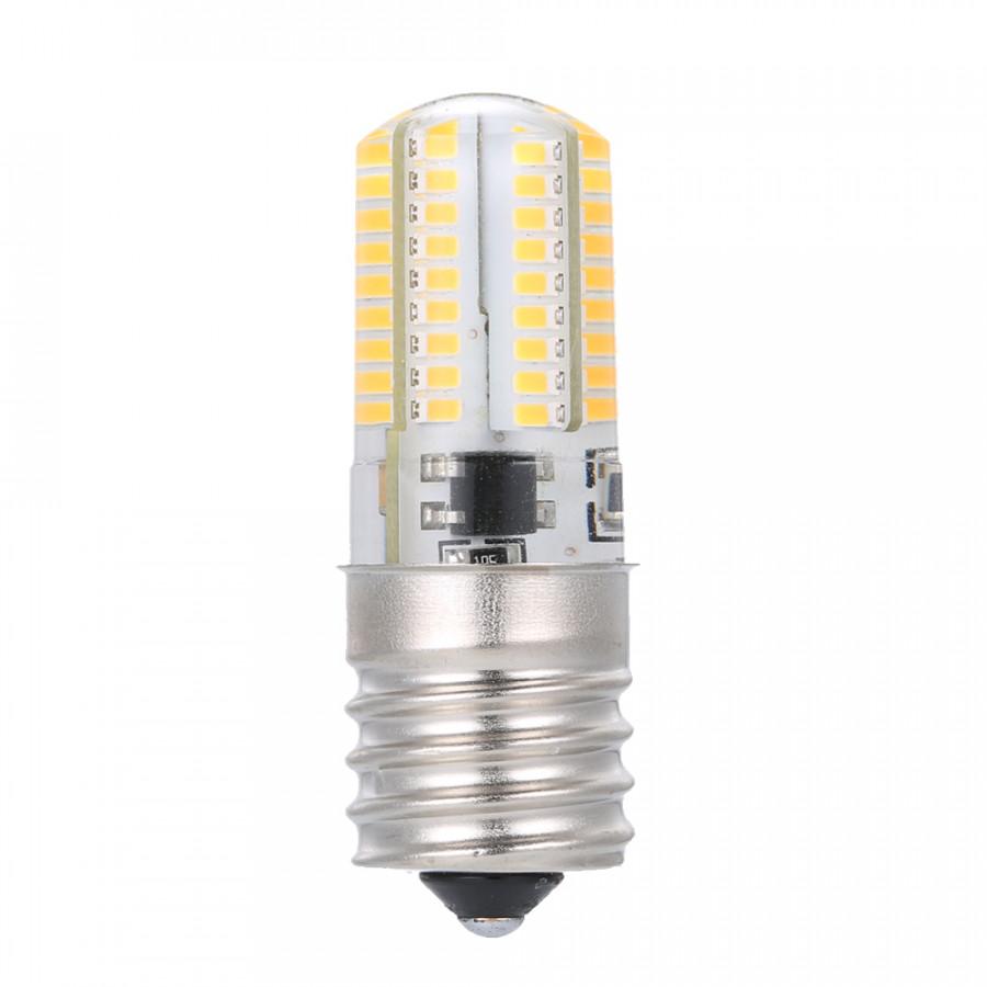 Đèn LED E17 Điều Chỉnh Độ Sáng 72X3014SMD Ánh Sáng Trắng Ấm