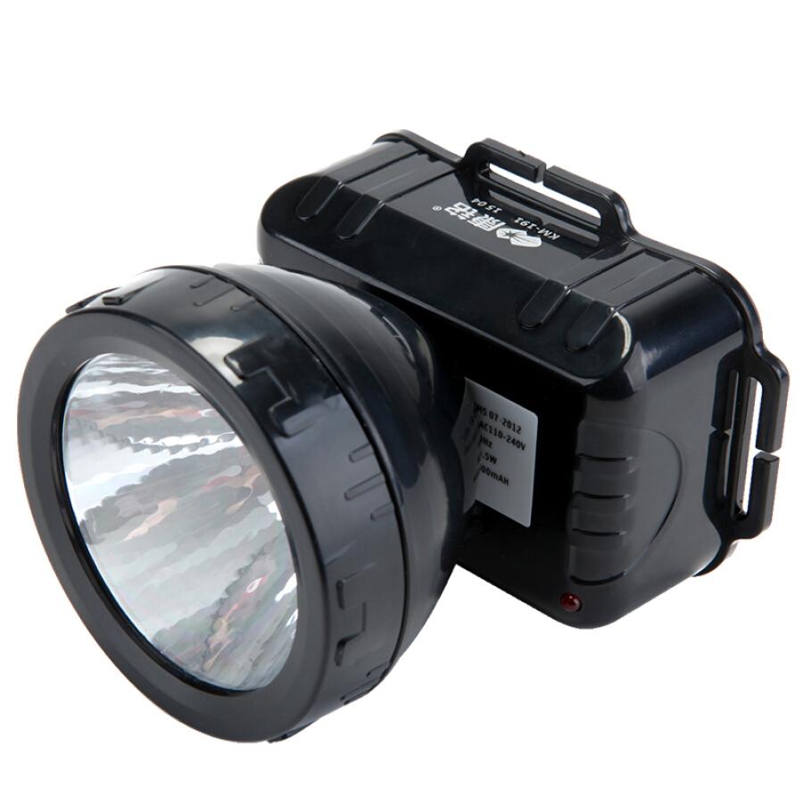 Đèn Pin LED Đội Đầu Chiếu Xa KANGMING