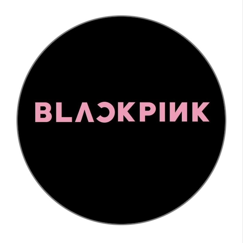 Popsocket Black Pink