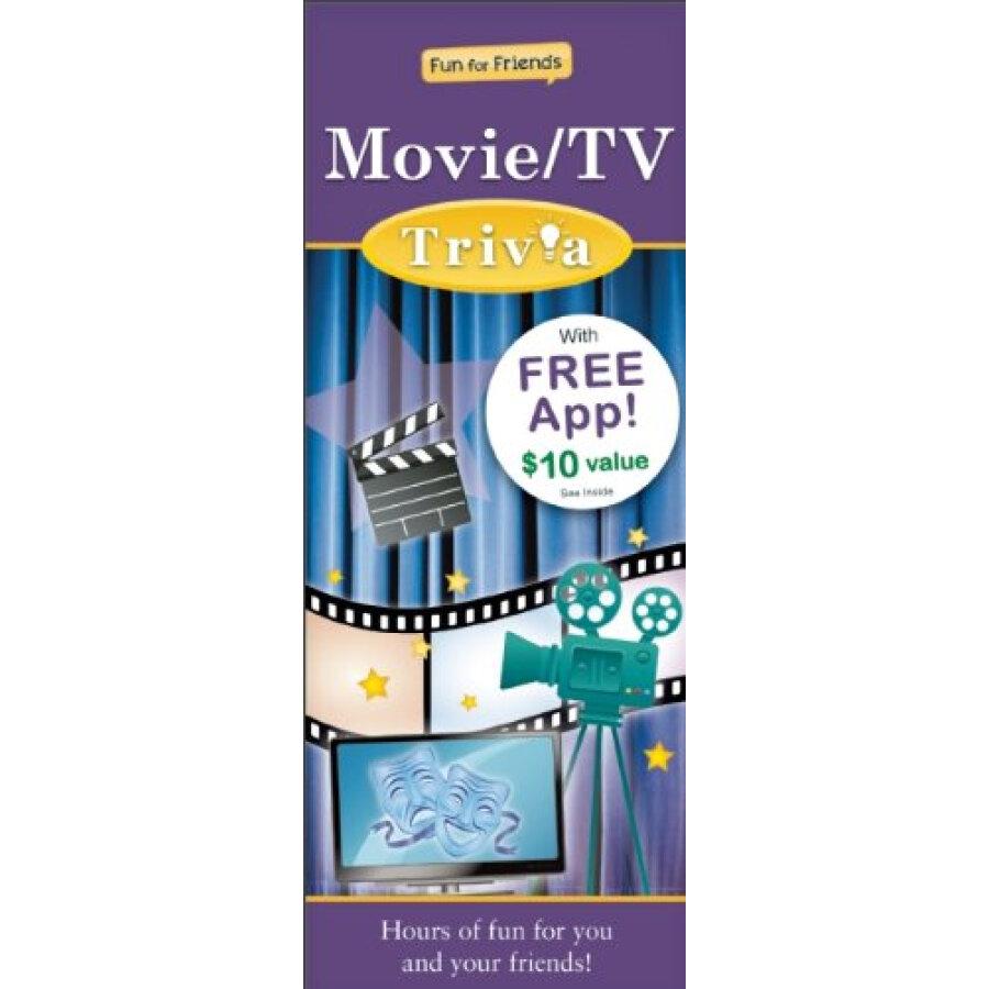 Fun for Friends: Movie/TV Trivia [Spiral-bound]