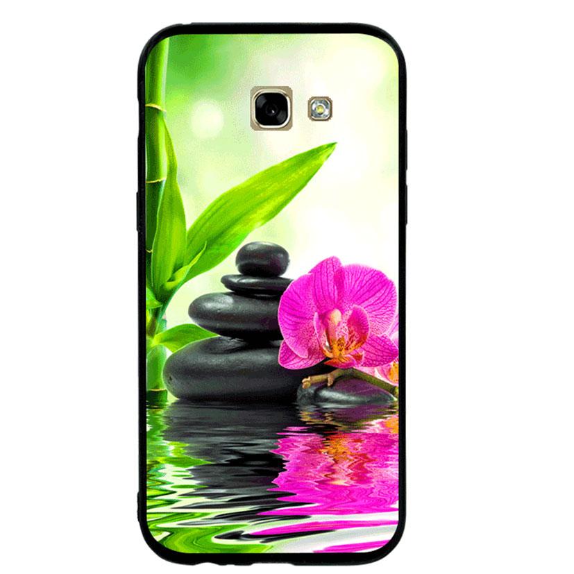 Ốp lưng viền TPU cho Samsung A5 2017 - Phong Lan