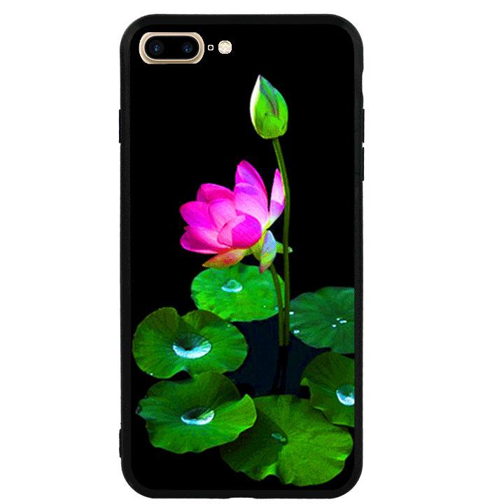 Ốp lưng viền TPU cao cấp cho Iphone 7 Plus - Lotus 02 - 1014403 , 8299133307076 , 62_15032863 , 200000 , Op-lung-vien-TPU-cao-cap-cho-Iphone-7-Plus-Lotus-02-62_15032863 , tiki.vn , Ốp lưng viền TPU cao cấp cho Iphone 7 Plus - Lotus 02