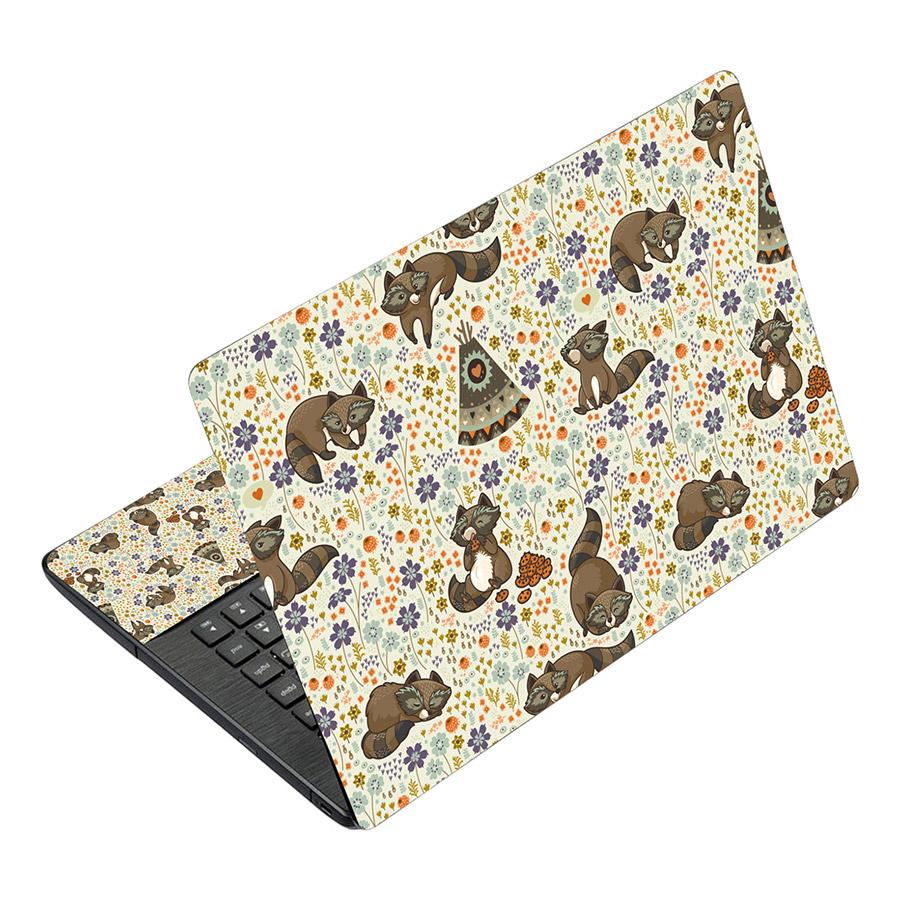 Miếng Dán Decal Dành Cho Laptop Mẫu Nghệ Thuật LTNT-494