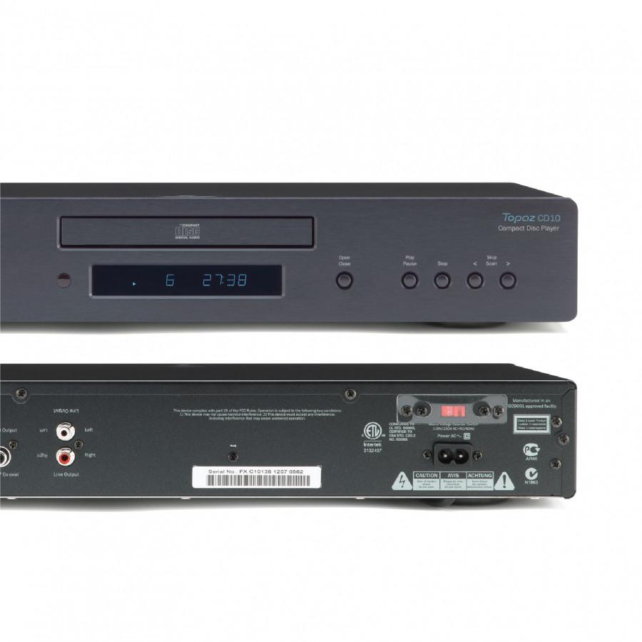 Topaz CD10 - Hàng chính hãng