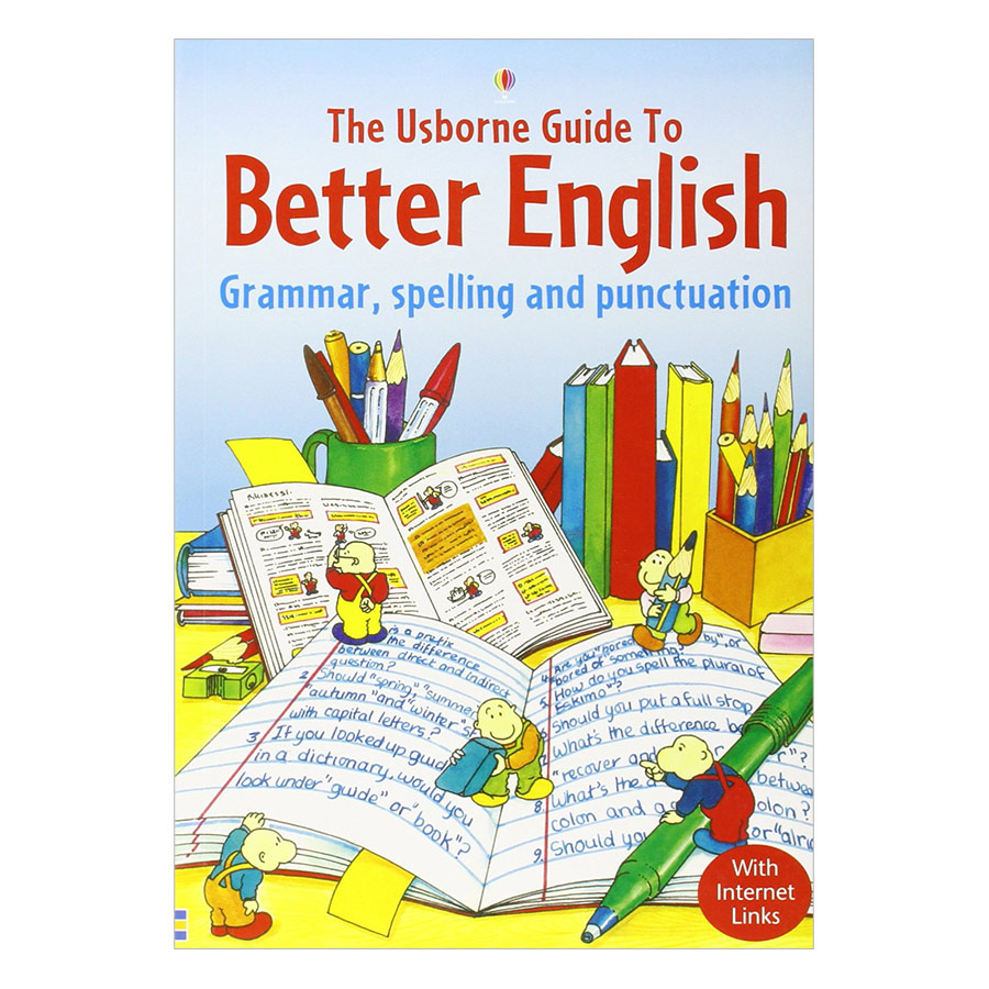 Usborne Better English