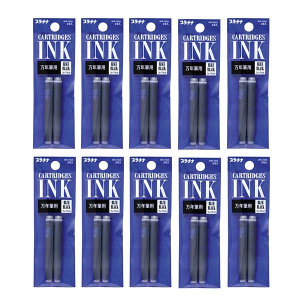Combo 10 túi ống mực Platinum cho bút Preppy Nhật Bản và các dòng bút máy hãng Platinum - 1099102 , 8853796053017 , 62_14319161 , 250000 , Combo-10-tui-ong-muc-Platinum-cho-but-Preppy-Nhat-Ban-va-cac-dong-but-may-hang-Platinum-62_14319161 , tiki.vn , Combo 10 túi ống mực Platinum cho bút Preppy Nhật Bản và các dòng bút máy hãng Platinum